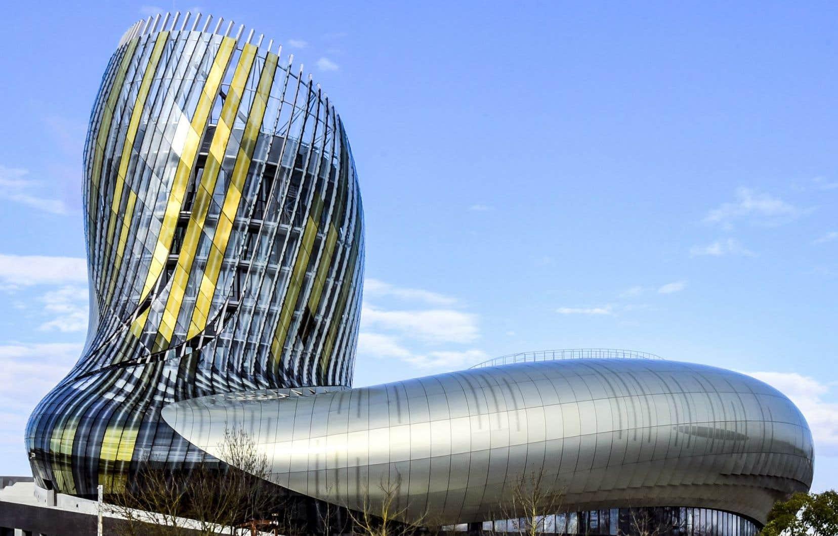 La Cité du vin ouvrira à Bordeaux le 1erjuin prochain.