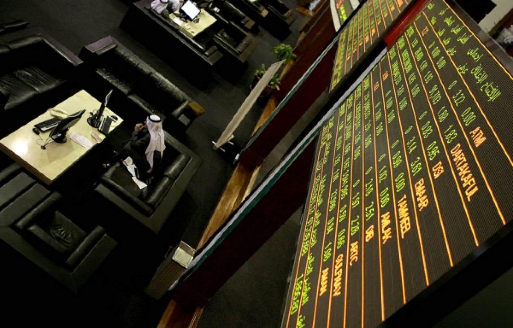 Les Bourses de Dubaï et d'Abou Dhabi ont positivement réagi à l'annonce, fermant en hausse de 10 % et 7 %.