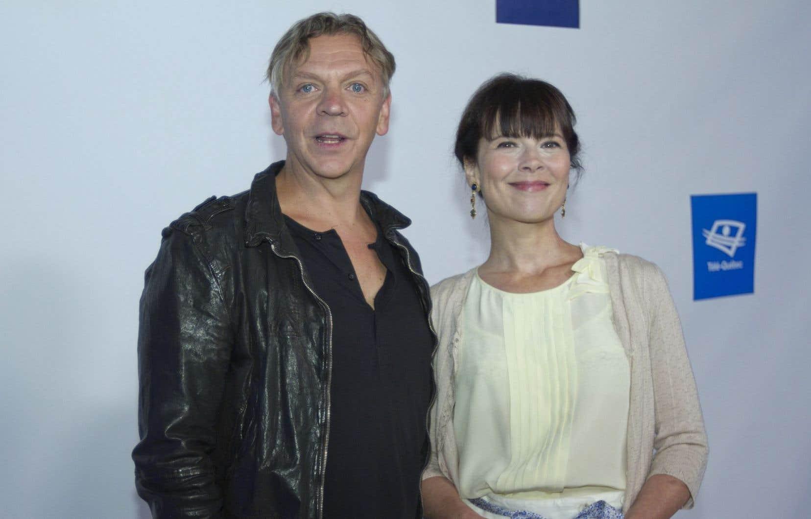 Il s'agira de retrouvailles pour Marc Labrèche et Anne Dorval, des complices de longue date qui ont travaillé ensemble sur plusieurs projets, notamment <em>Le coeur a ses raisons </em>et <em>Les Bobos</em>.