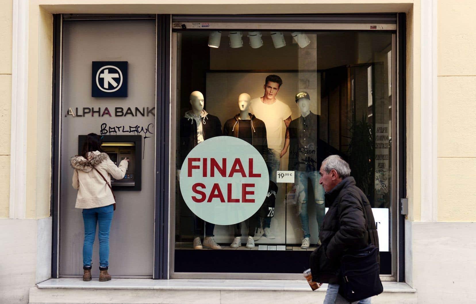 La BCE devrait normalement rétablir les mesures de soutien aux banques grecques d'ici au 21 juillet.