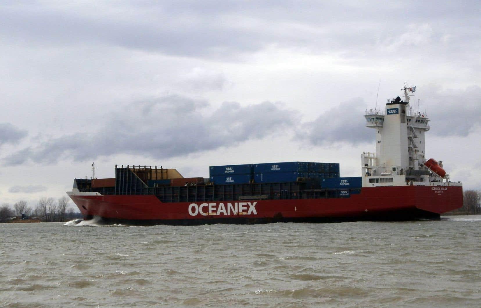 Le projet annoncé lundi s'inscrit dans le cadre de la Stratégie maritime.
