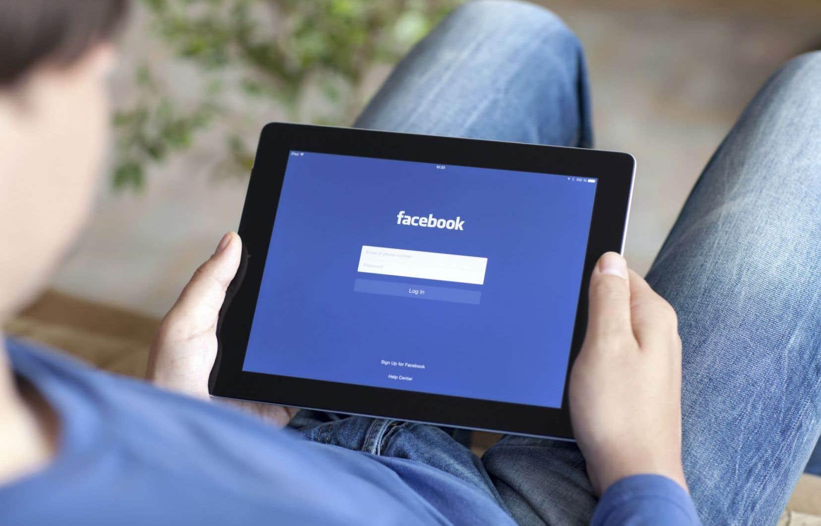 «Que se passerait-il si M. Facebook, dans un nouvel élan de sociabilisation, avait le culot d'envoyer des demandes d'amitié à des individus que je détestais?» se demande Alain Roy.