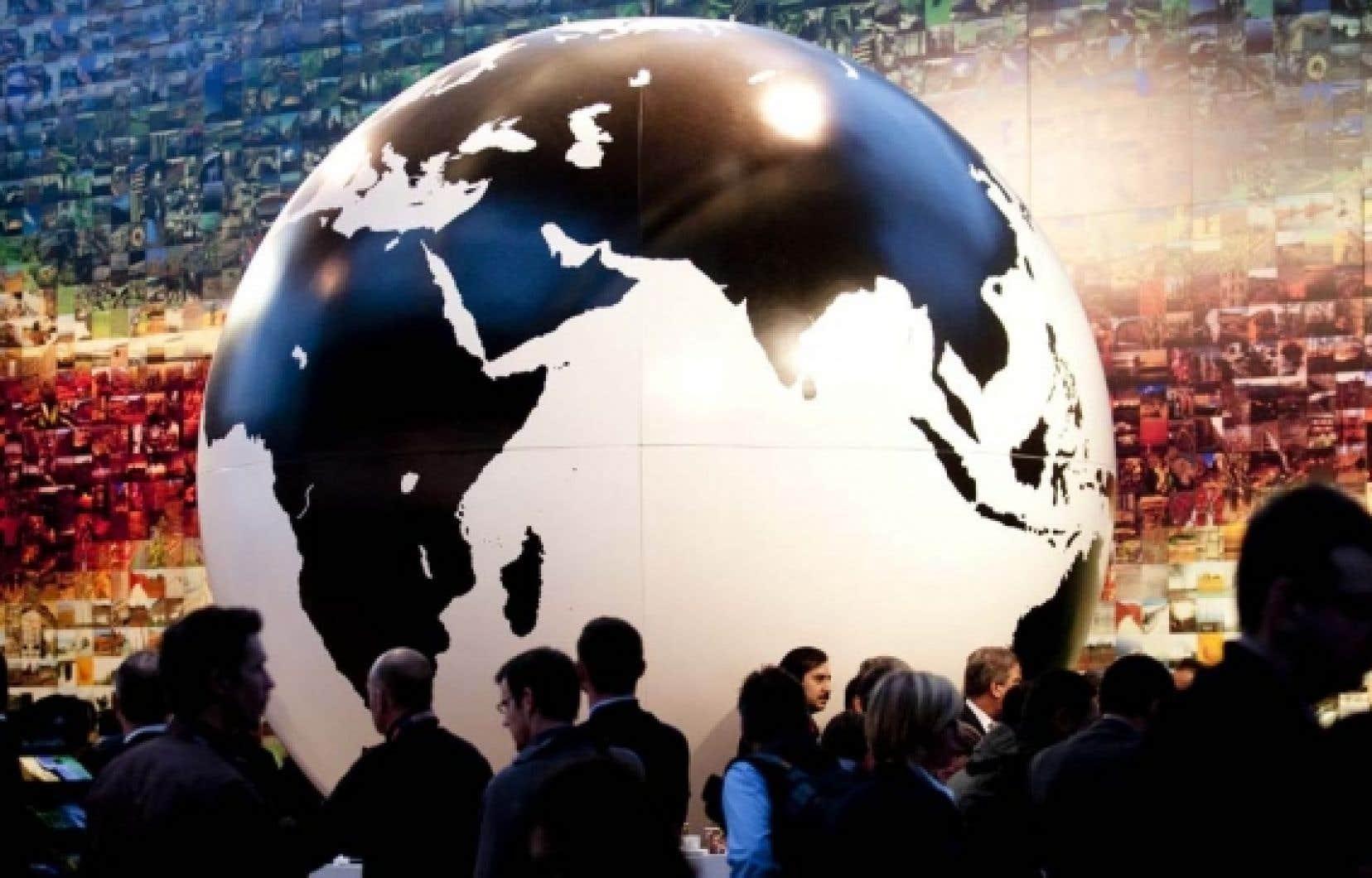Les délégués s'affairent aujourd'hui pour tenter de sauver la conférence de Copenhague