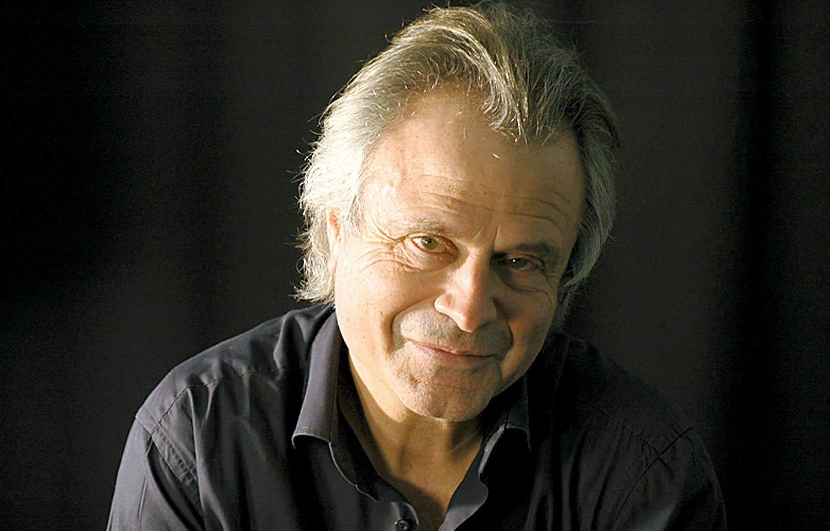 Franz-Olivier Giesbert allie ses cultures française et américaine.