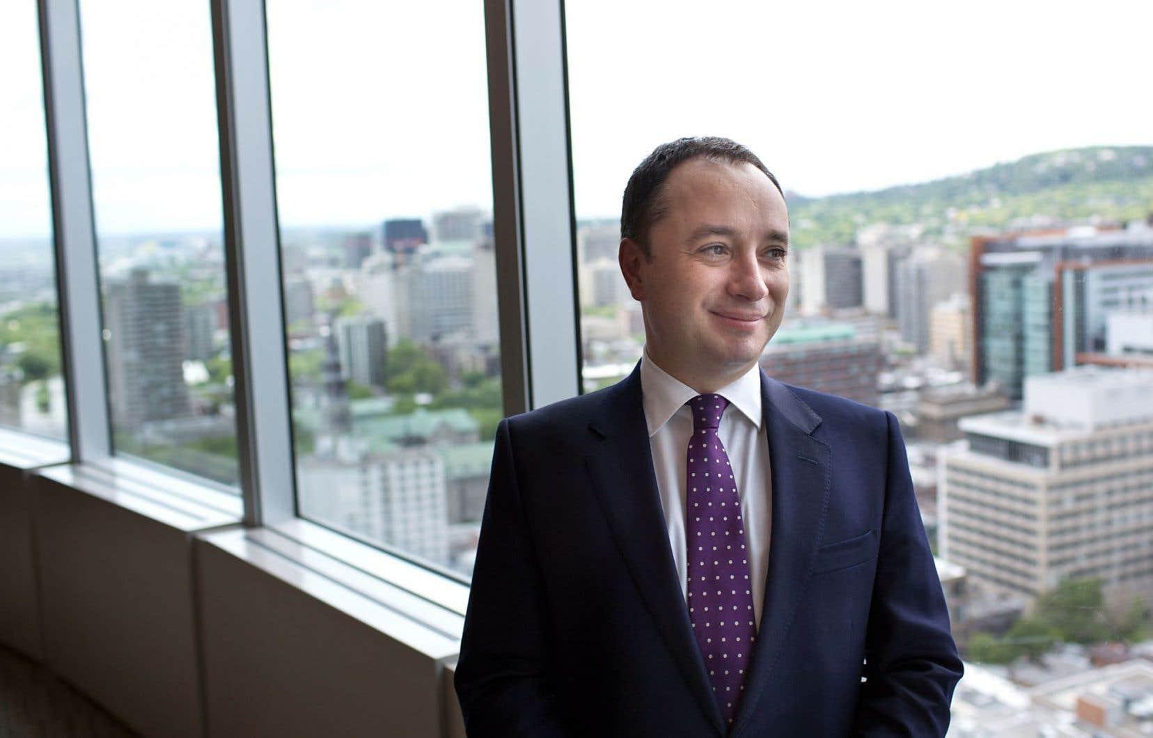 «Il y a un grand fossé et un travail à faire pour intéresser les nouveaux Québécois à la culture», affirme Sébastien Barangé.