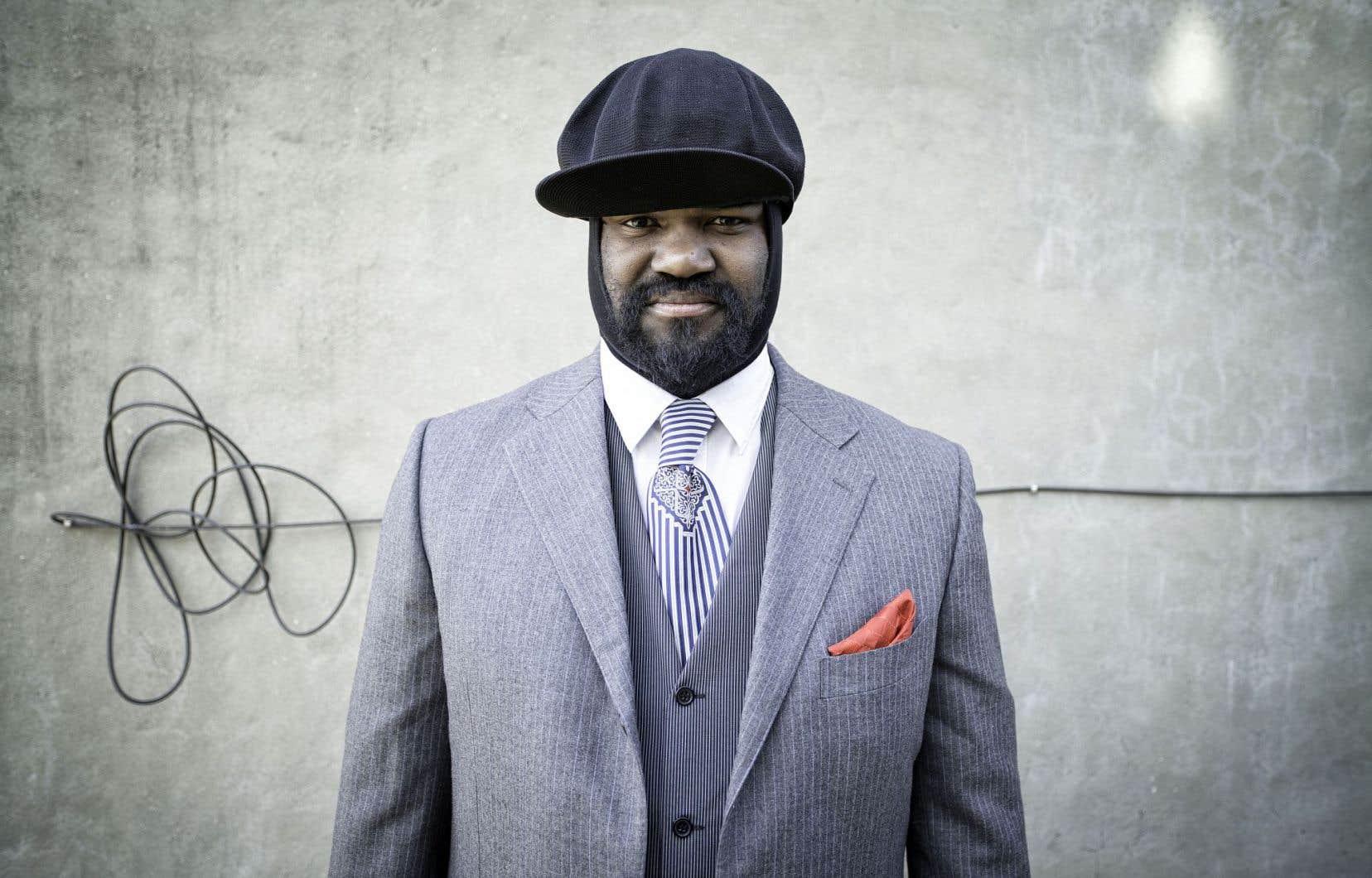 Gregory Porter sera la semaine prochaine en ouverture du Festival international de jazz de Montréal.