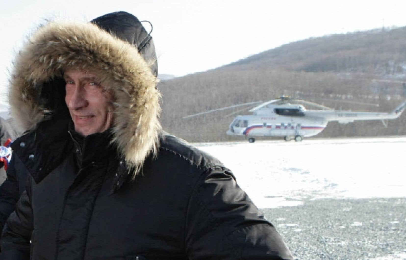 Lors de l'inauguration des nouvelles installations à Nakhodka, en Extrême-Orient russe, le premier ministre Vladimir Poutine a indiqué que le nouvel oléoduc allait permettre à la Rusie de pénétrer davantage le marché asiatique.