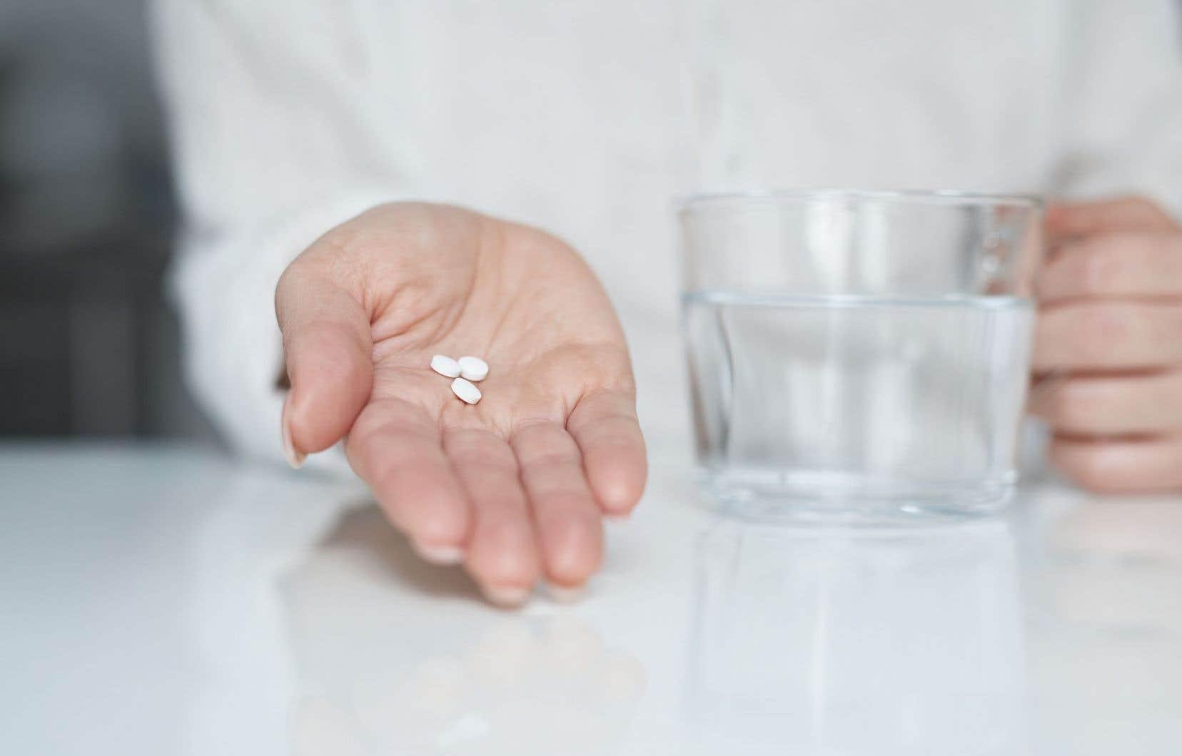 Le propriétaire d'une imprimante pourrait créer un médicament en se procurant la «recette» et les composants requis, court-circuitant ainsi la chaîne d'approvisionnement habituelle.
