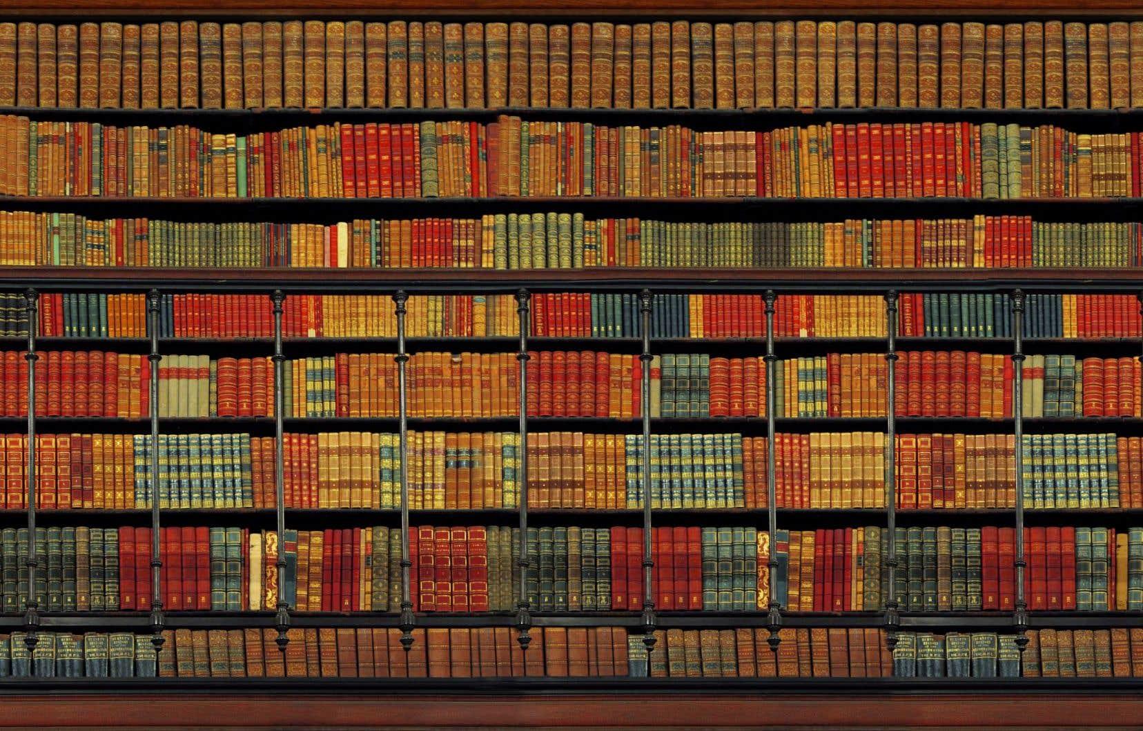 Chez Eric McCormack, on est dans le pur jeu de l'intelligence scripturaire, dans le monde des Borges et compagnie, des manuscrits anciens, des éditions princeps et des incunables aux caractères biscornus, dans cette incessante quête du mystère des livres eux-mêmes.