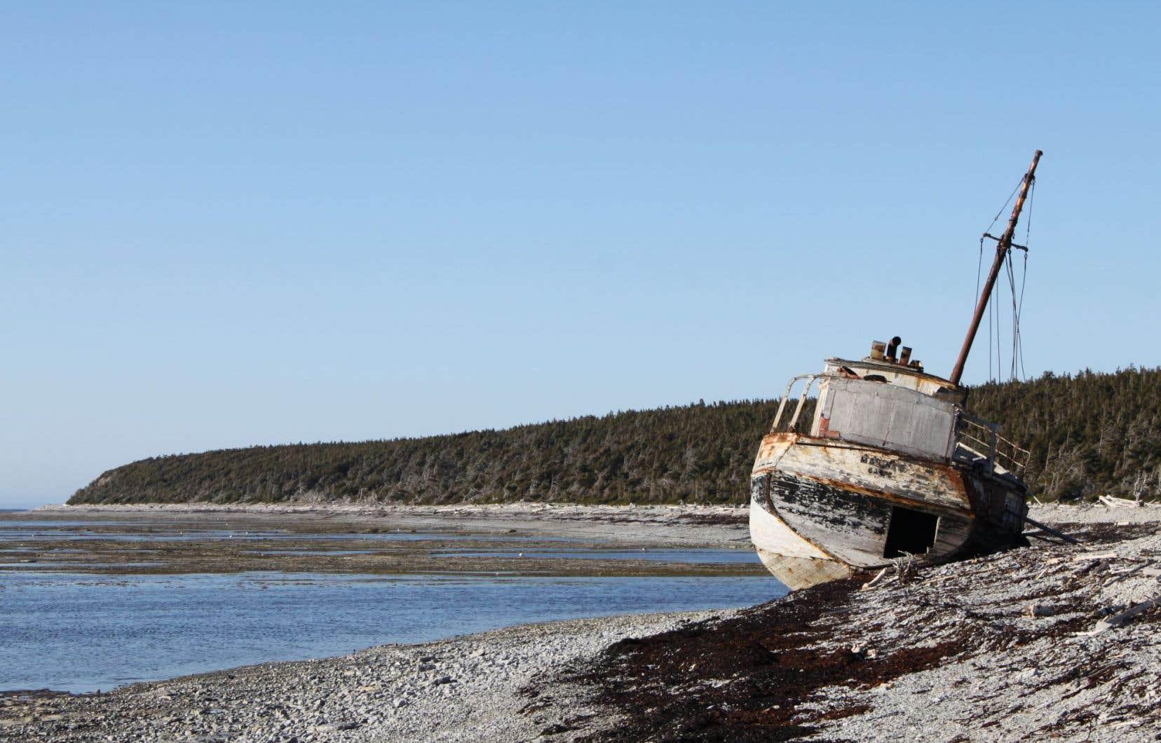Les prélèvements d'eau doivent servir aux forages avec fracturation à venir sur l'île d'Anticosti.