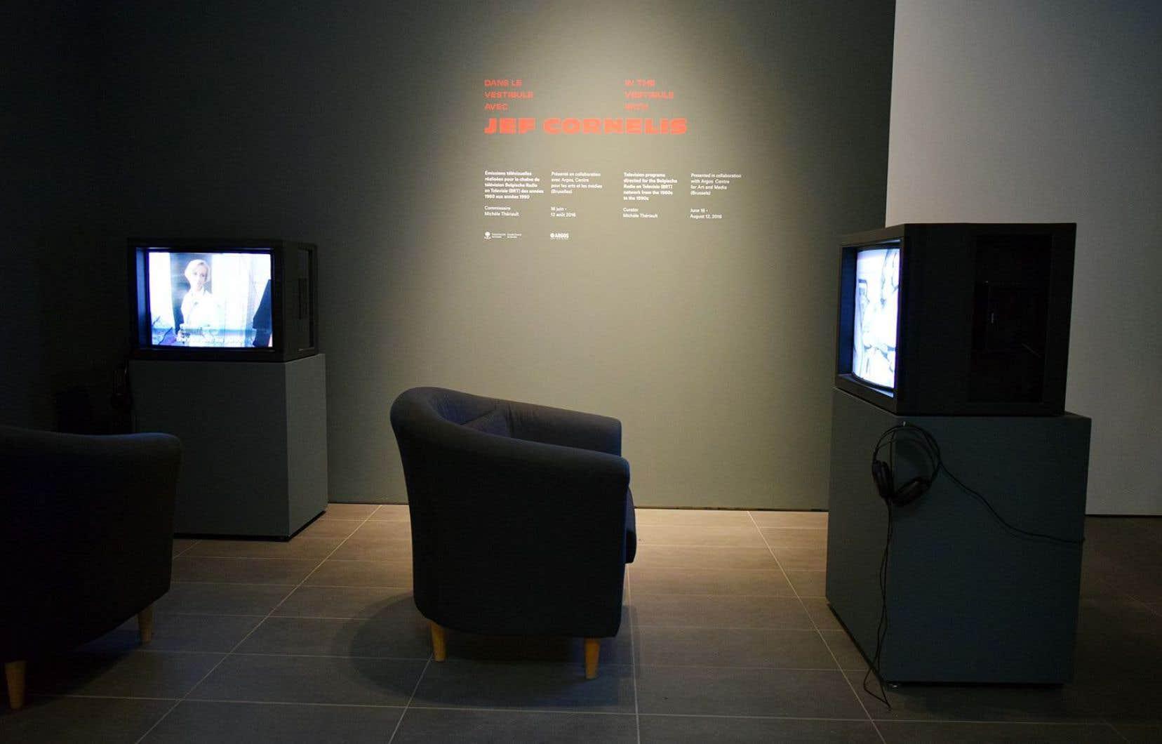Pour la première fois, on utilise l'antichambre de la réputée galerie universitaire pour y monter une exposition d'été.