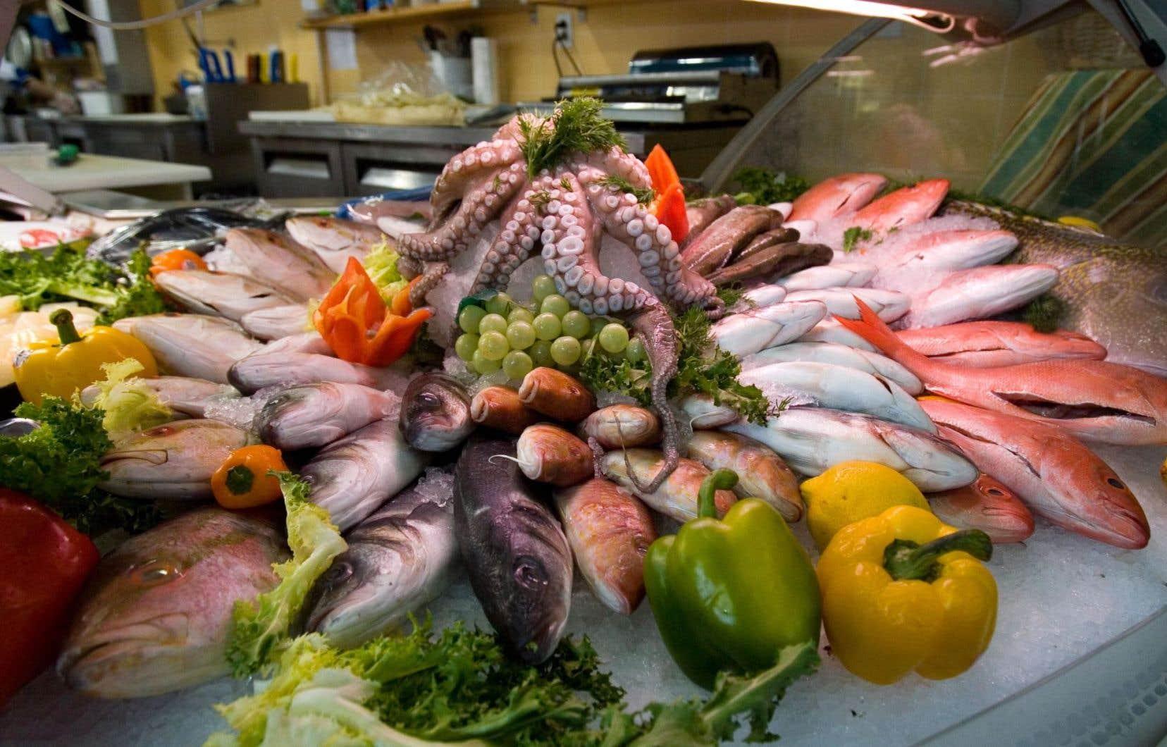 Si chez nous des efforts sont faits pour favoriser l'aquaculture et l'élevage de produits marins, leur consommation reste plus timide.