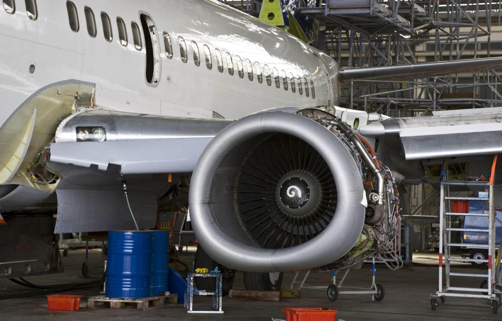Les participants devront présenter un concept et un modèle d'affaires permettant de récupérer un avion en entier d'ici 2030.
