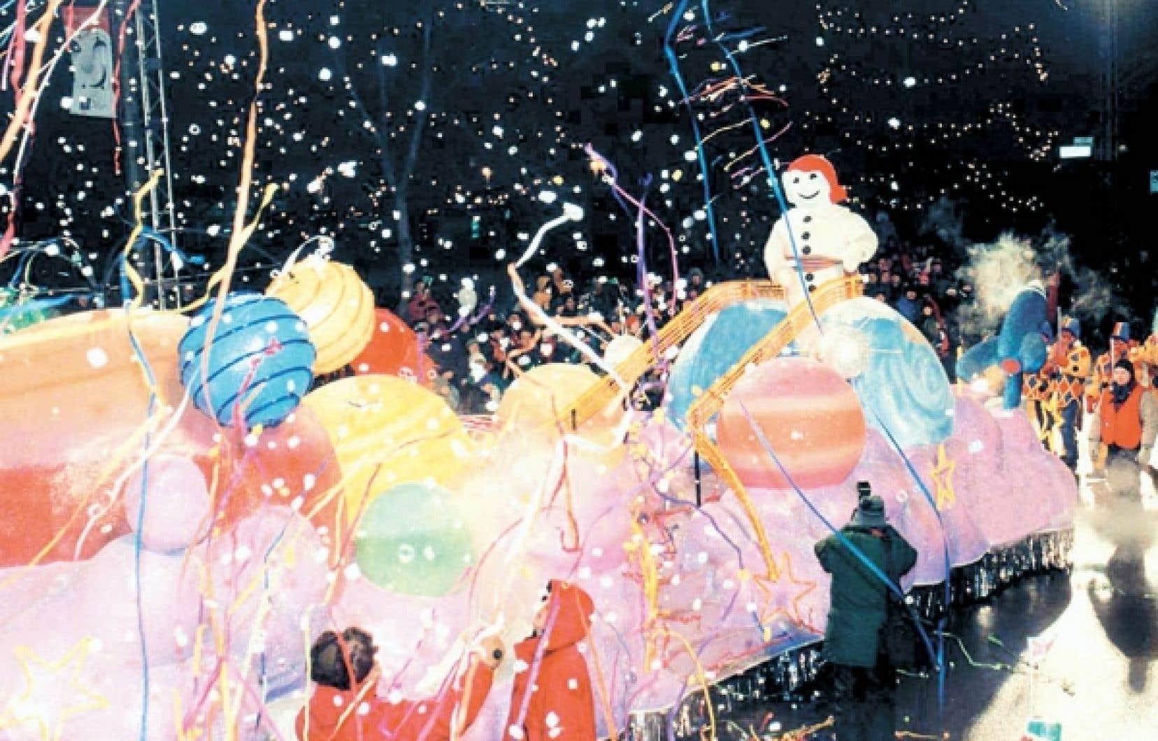 Pendant sa première fin de semaine d'activités, le Carnaval organisera notamment pour la première fois un défilé de jour dans les rues de Québec.