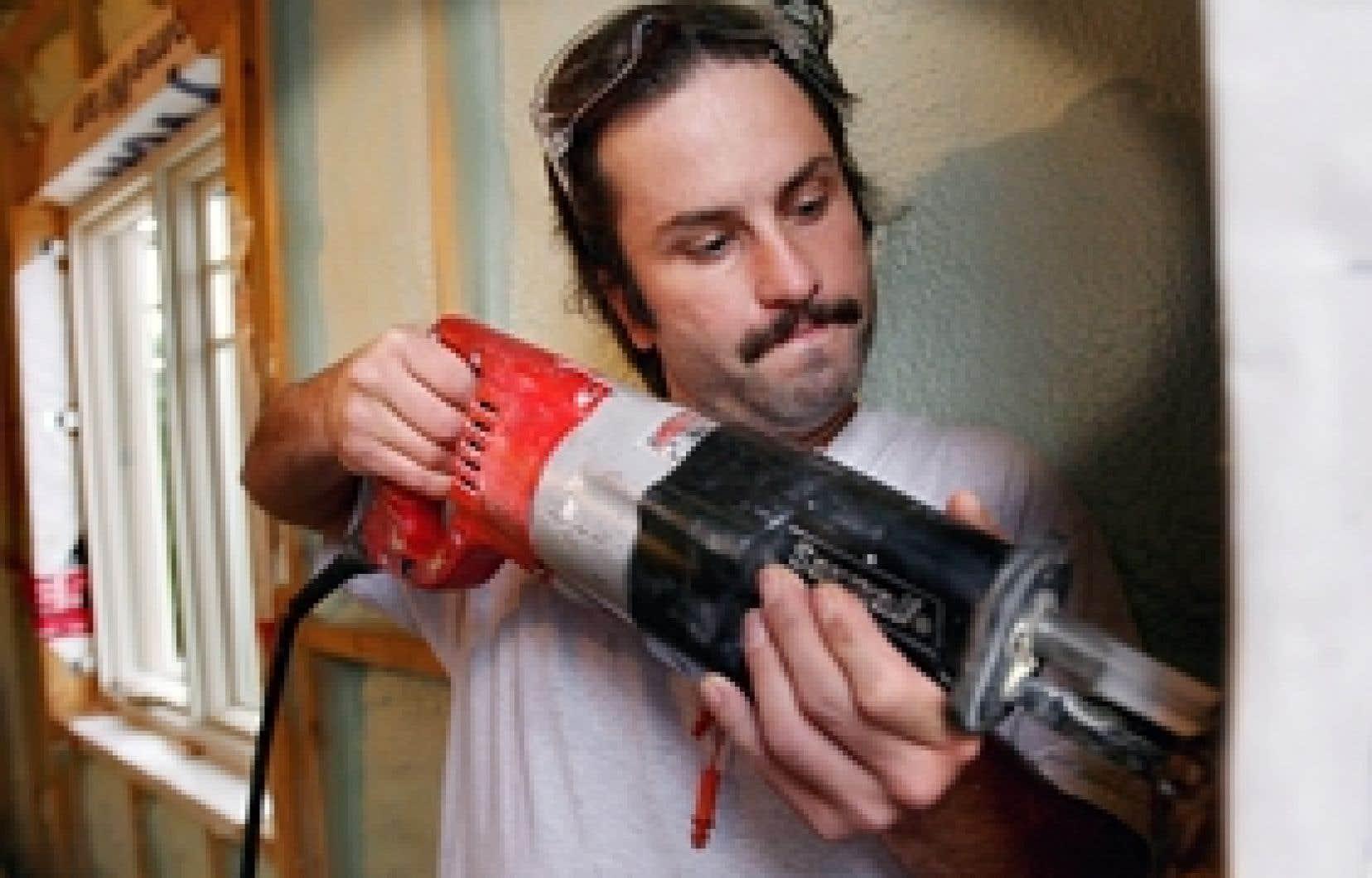 Pour avoir droit au crédit d'impôt pour la rénovation domiciliaire, il faudra faire des rénovations qui transforment la propriété, comme l'aménagement du sous-sol, la réfection de la cuisine...