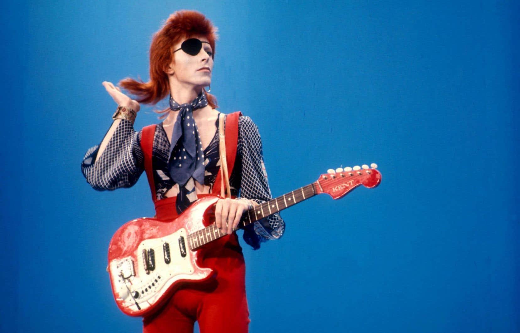 David Bowie est décédé le 10 janvier, deux jours après avoir fêté ses 69 ans et la sortie de son dernier album, «Blackstar».