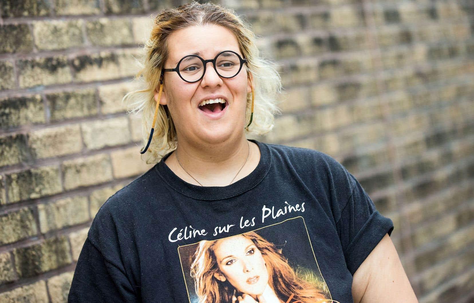 Safia Nolin a pris part une seule fois au festival montréalais, mais en tant que spectatrice.
