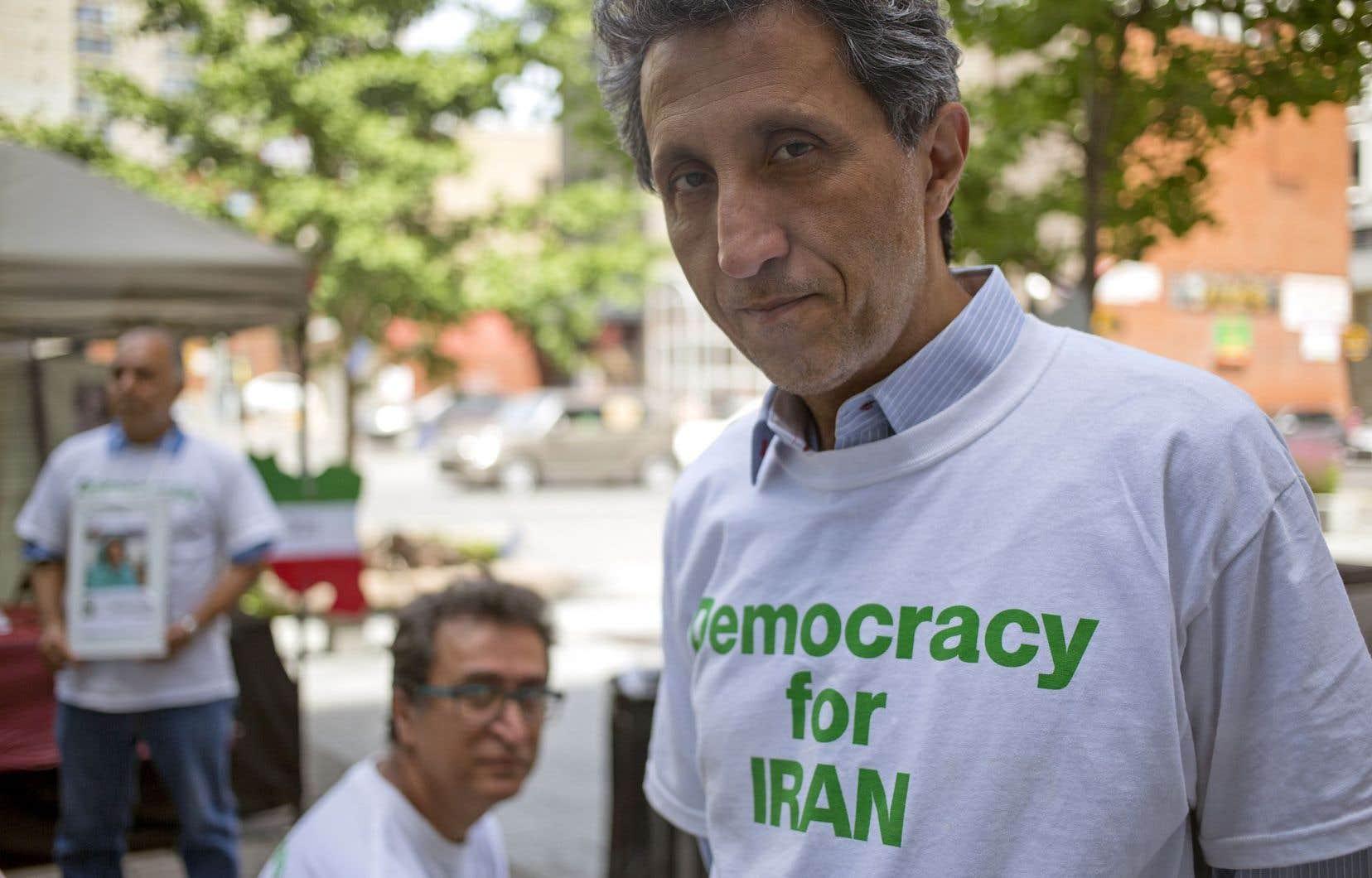 Le député Amir Khadir souhaite que les dirigeants politiques fassent pression sur les autorités iraniennes pour libérer Mme Hoodfar.