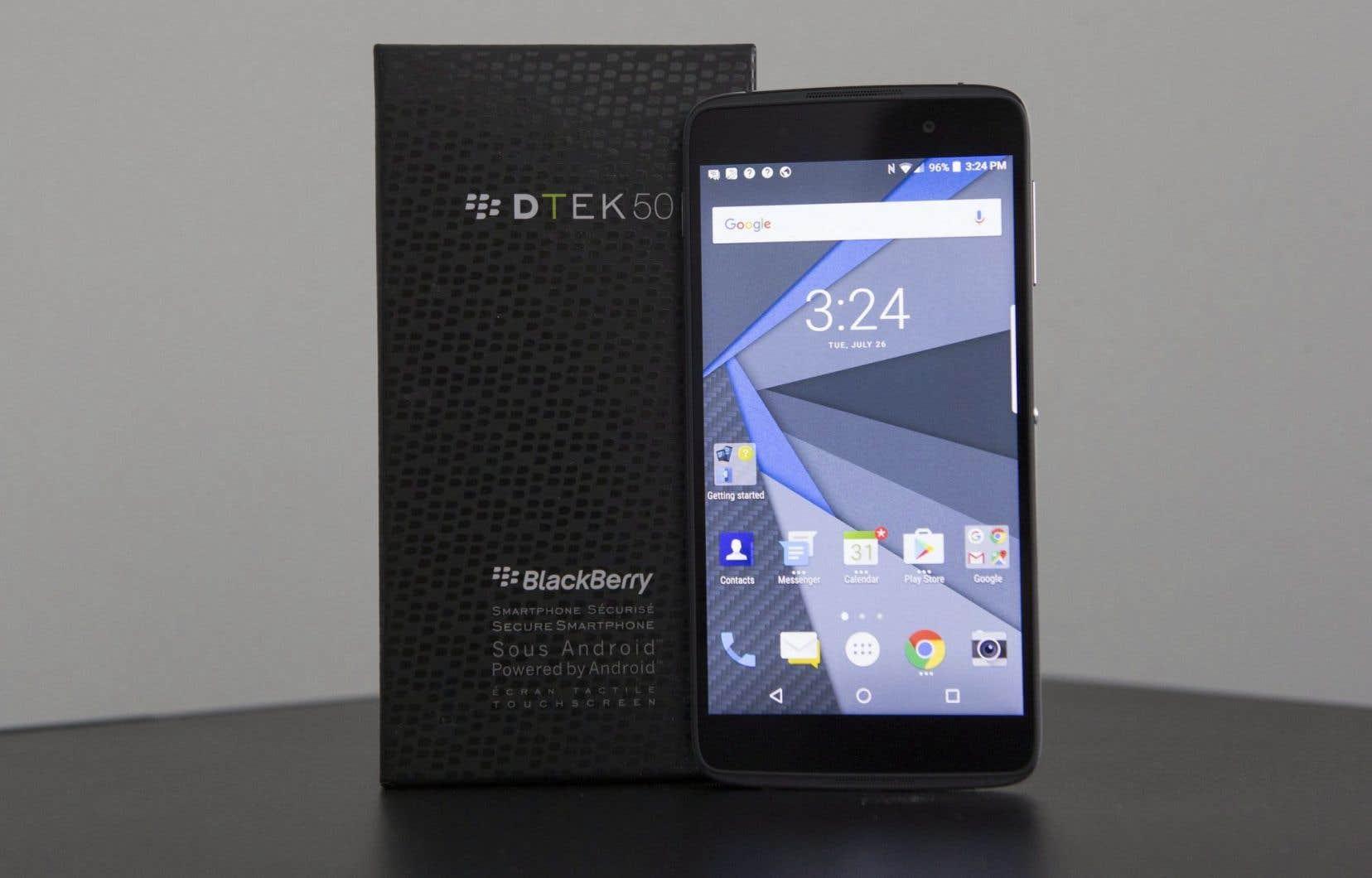 Le téléphone sera vendu au prix de 429$CAN et il peut déjà être commandé en ligne.