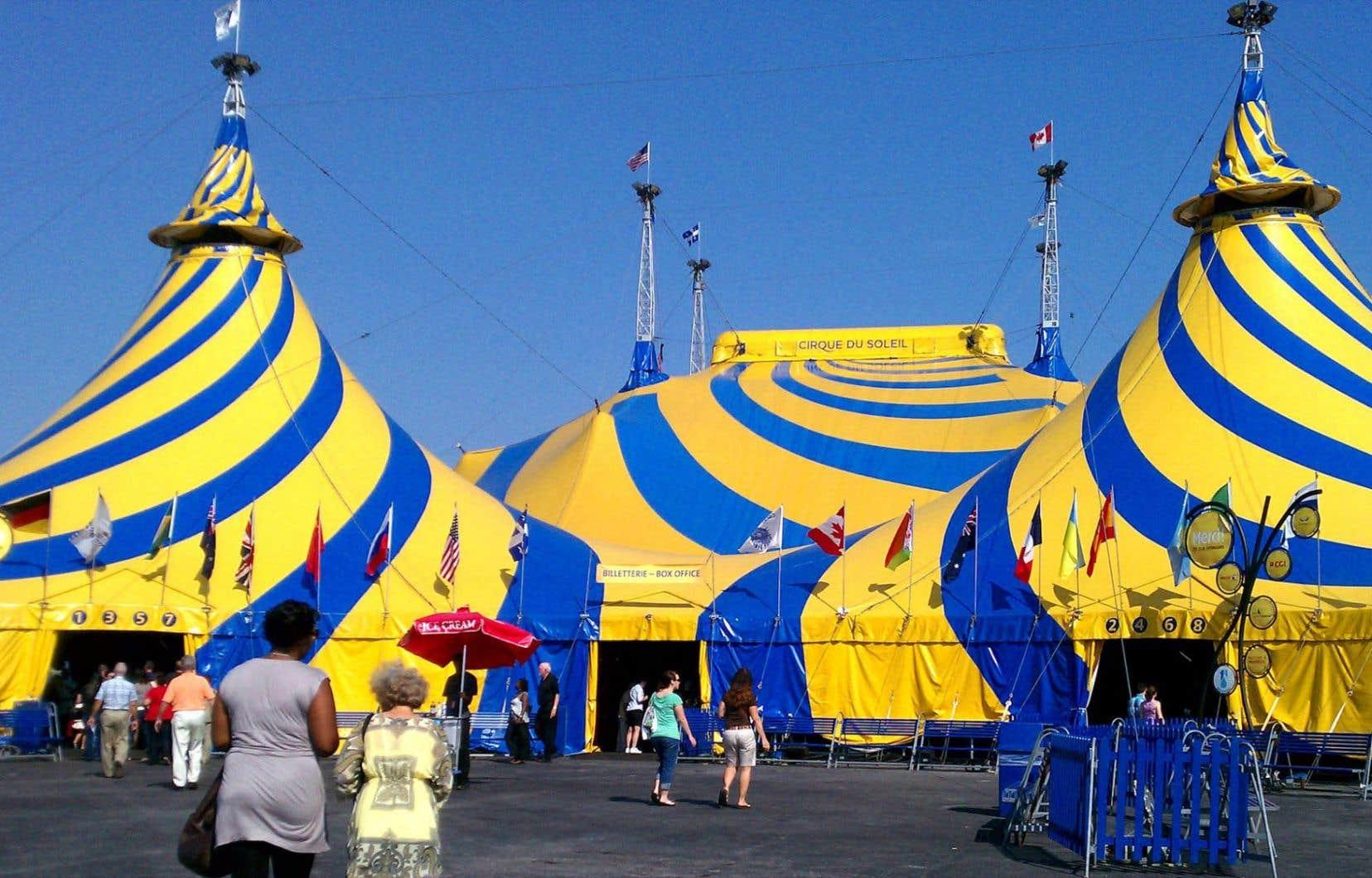 En 2014, le Cirque du Soleil avait refusé de présenter «Quidam» à Tel-Aviv, alors que le conflit entre Israël et le Hamas s'envenimait.