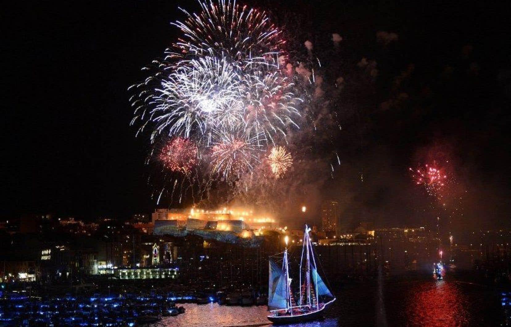 La Ville de Marseille avait déjà annulé son feu d'artifice du 15 juillet au lendemain de la tuerie de Nice.