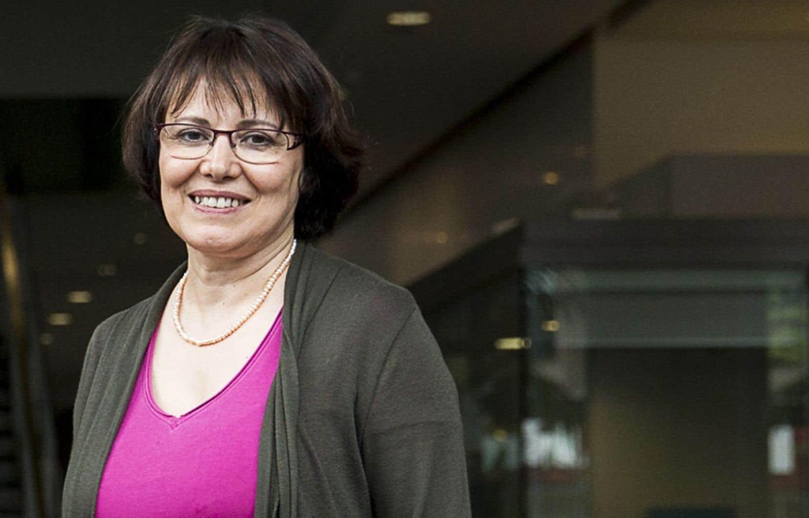 L'anthropologue canado-iranienne Homa Hoodfar est détenue en Iran depuis juin.