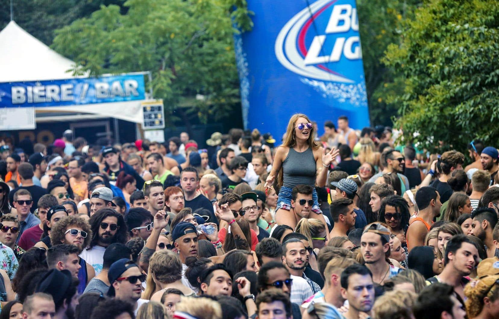 Le promoteur Evenko estime qu'environ 25000 festivaliers convergeront tous les jours au parc Jean-Drapeau pour ÎleSoniq.
