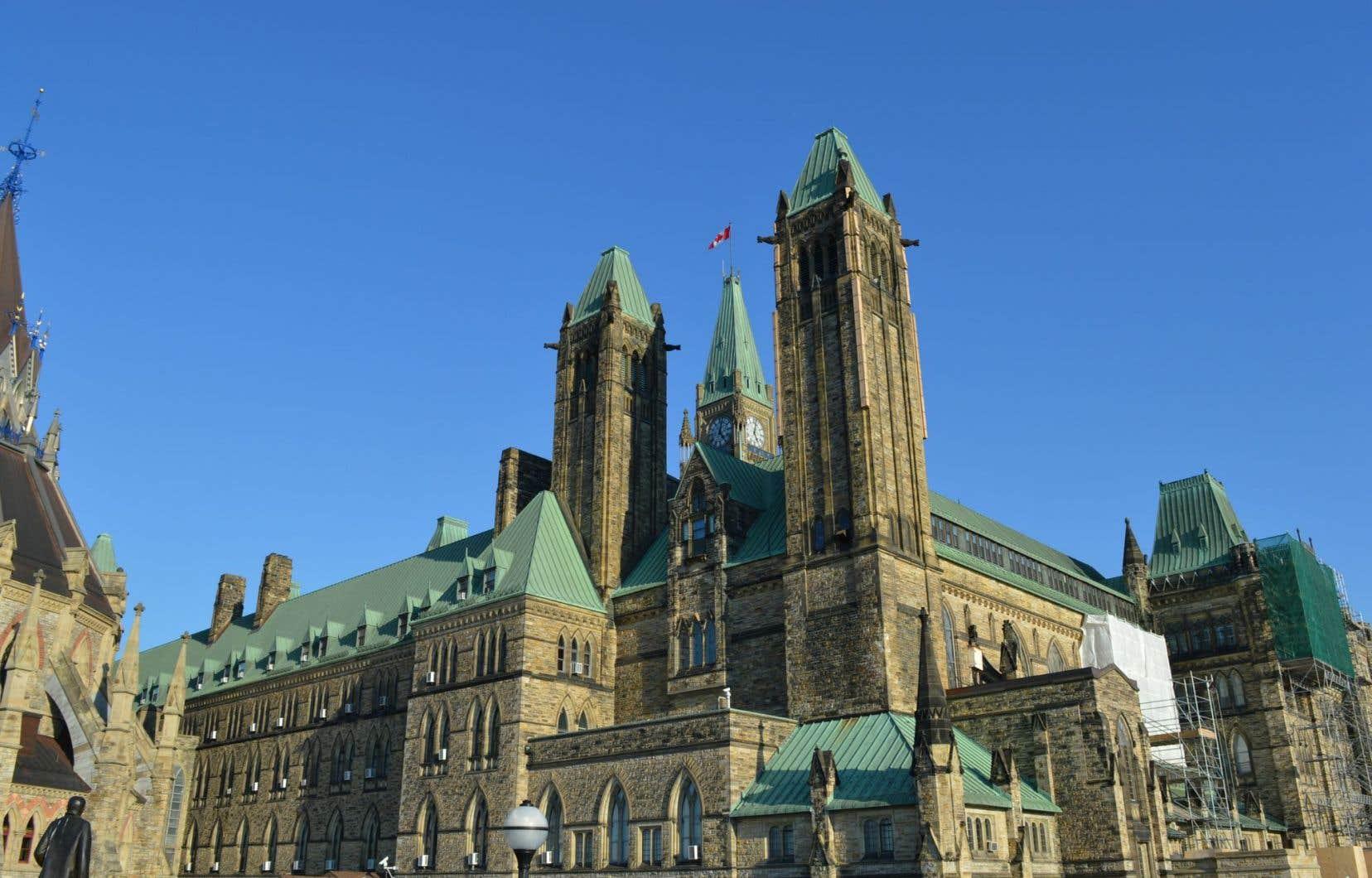 Selon des fonctionnaires, environ le tiers des édifices gouvernementaux seraient en mauvais état.