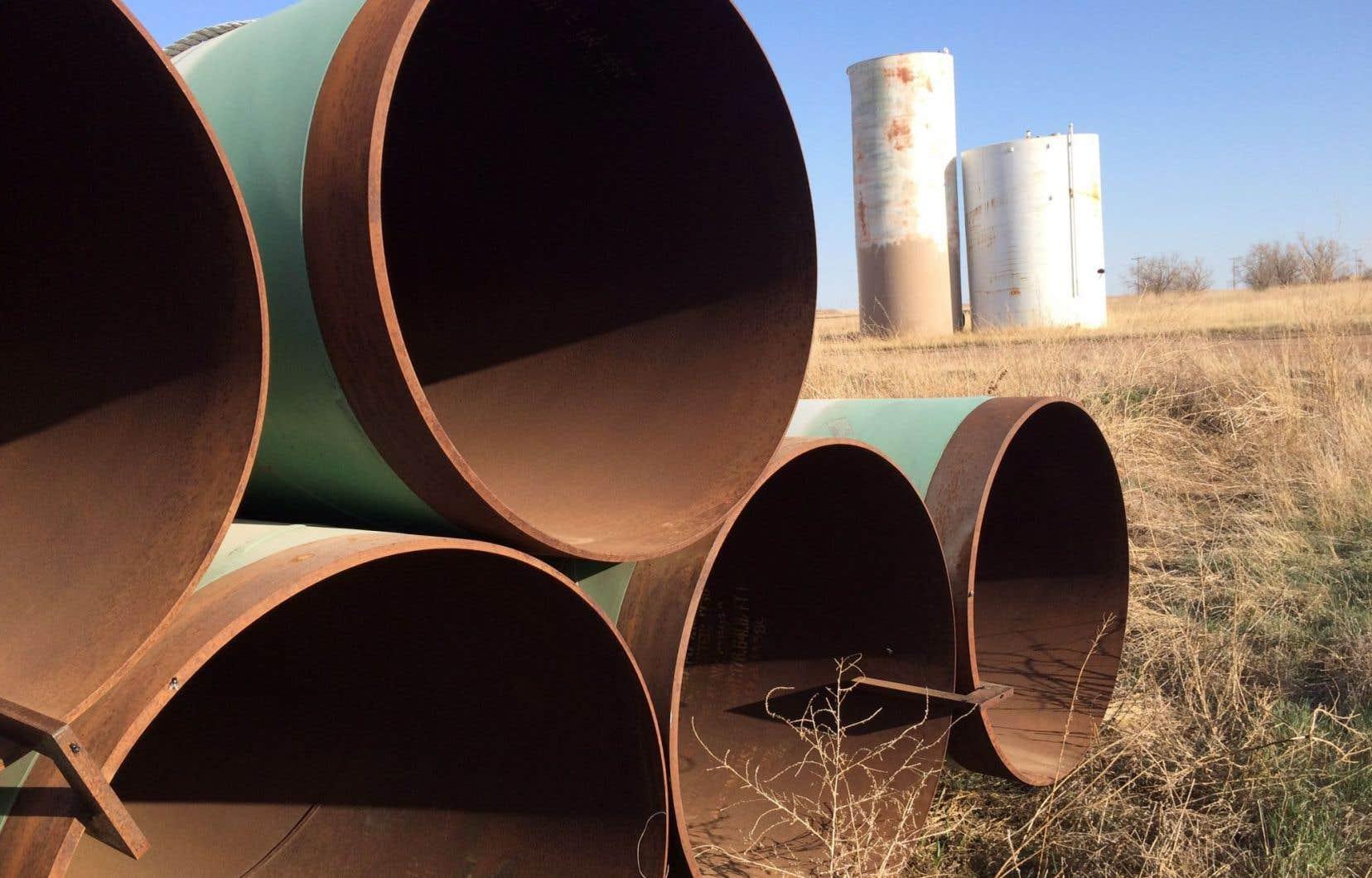 Les neuf communautés micmaques de l'est et du nord du Nouveau-Brunswick s'inquiètent des conséquences environnementales qu'entraînerait un projet de pipeline dans la région.