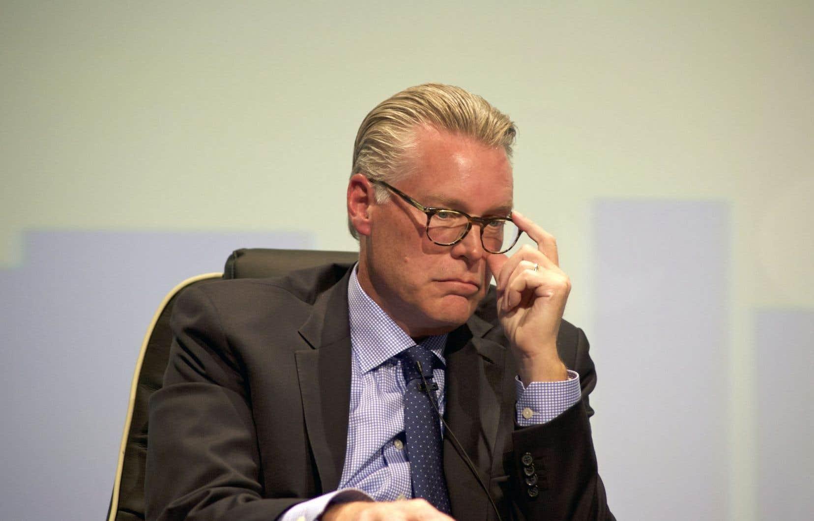 Ed Bastian, le patron de Delta Air Lines