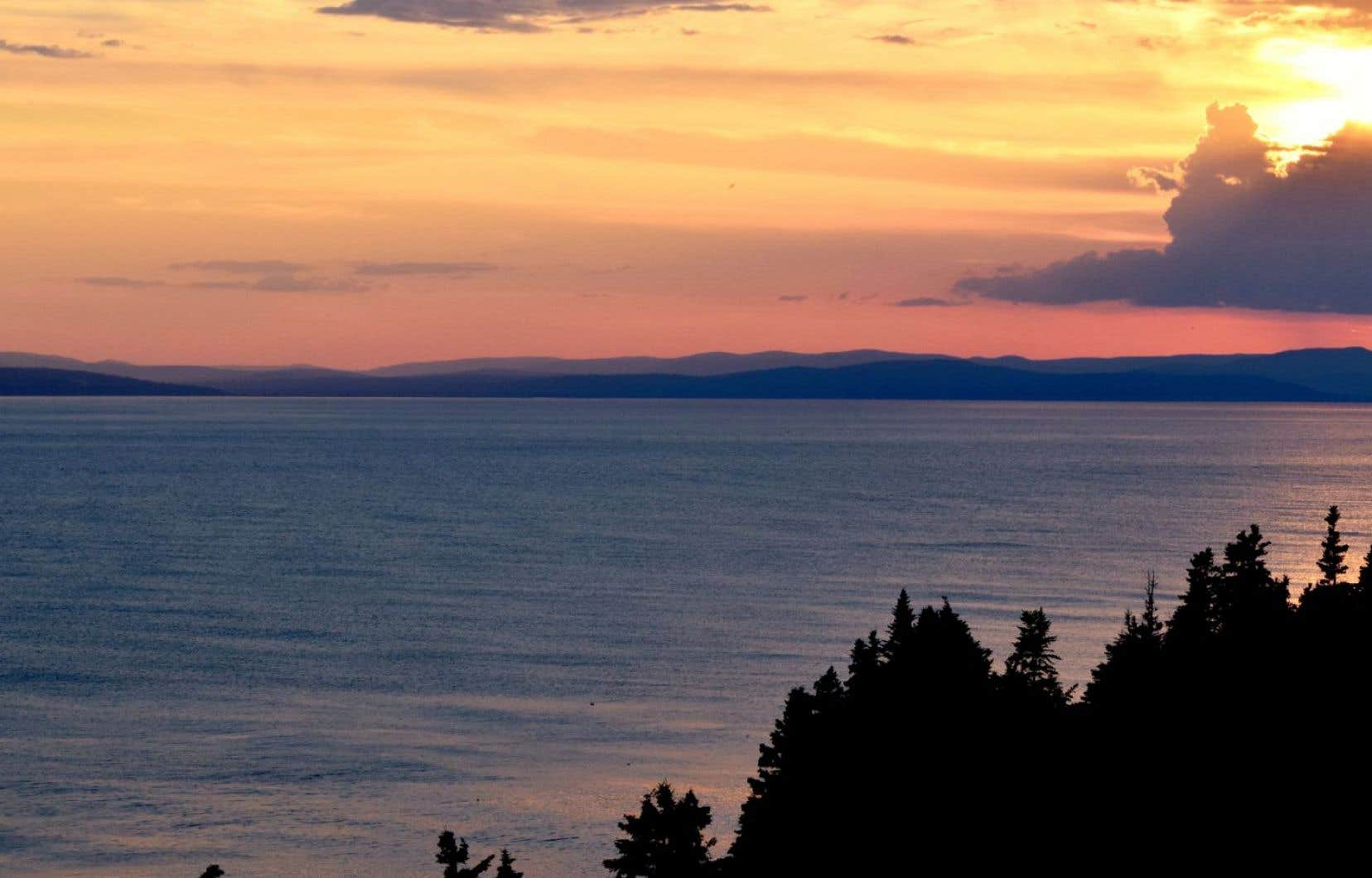 Des permis d'exploration pétrolière sont toujours en vigueur pour la baie de Gaspé.