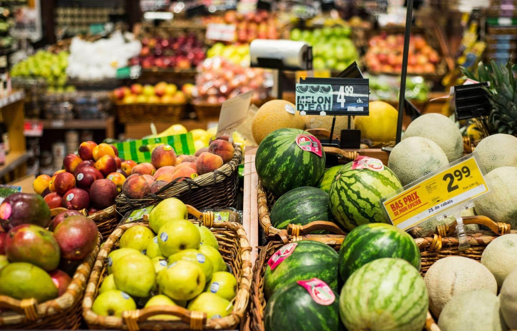 Si la source de l'éclosion du parasite Cyclospora reste à déterminer, les autorités portent leur attention sur les fruits et légumes frais importés.<br />