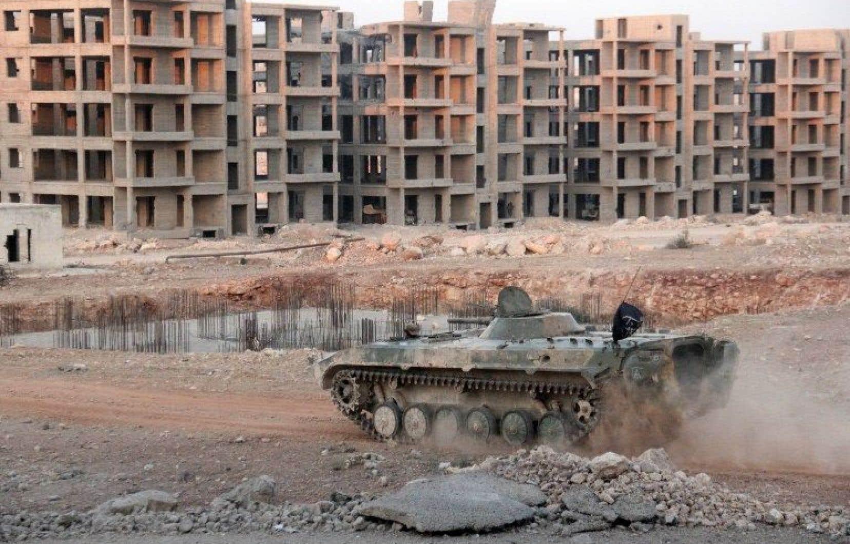 L'armée de l'air syrienne et l'allié russe ont visé ces dernières 24 heures des secteurs rebelles à Alep et dans la province voisine d'Idleb.