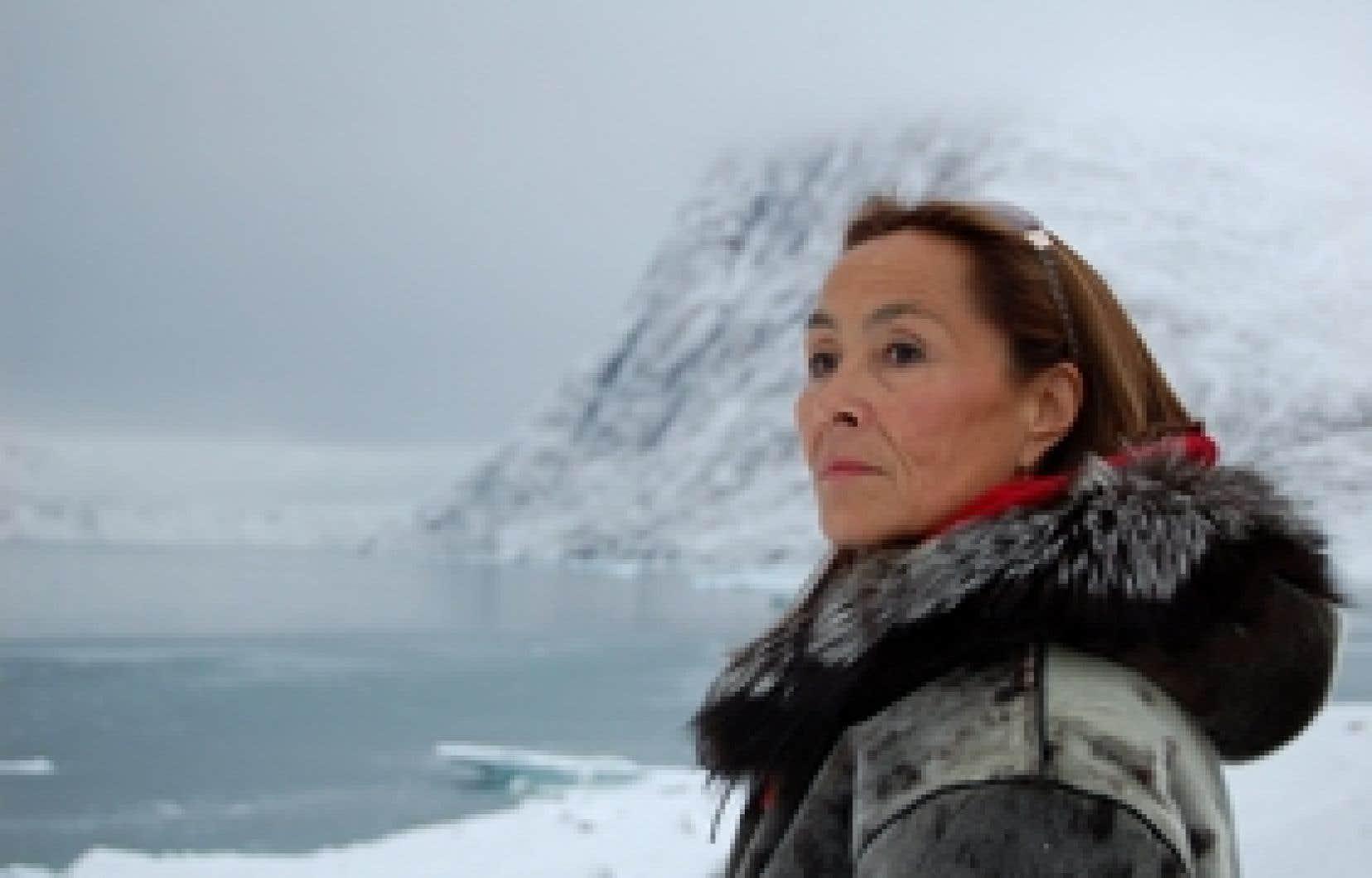 Martha Flaherty, petite-fille de Robert Flaherty, le réalisateur de Nanook of the North