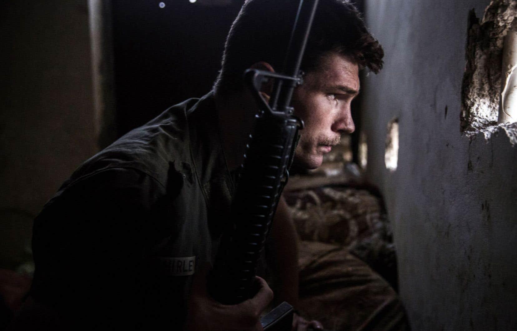 Un volontaire américain de 23 ans combattant le groupe État islamique en 2015.
