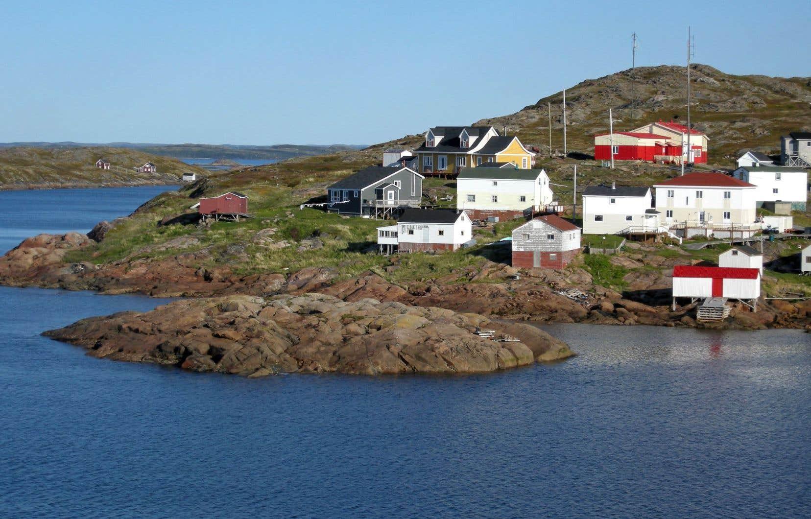 Harrington Harbour, ce village de la Basse-Côte-Nord rendu célèbre grâce au film «La grande séduction».