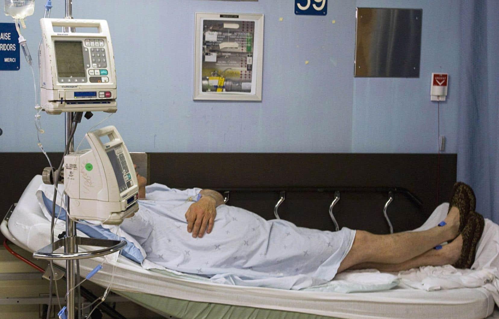 L'urgence de l'hôpital de Gatineau arrive dernière du «palmarès des urgences».