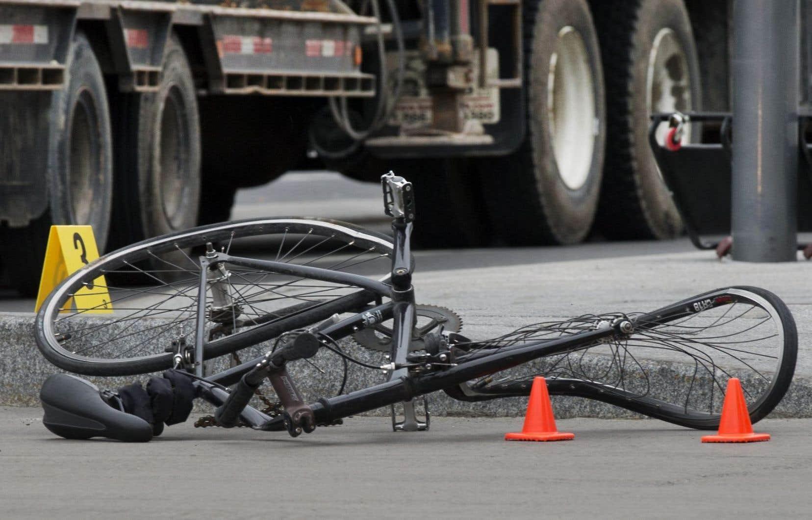 Sans la volonté politique nécessaire pour sécuriser les parcours piétons et cyclistes, les personnes qui marchent et pédalent ne seront jamais en sécurité sur la voie publique.