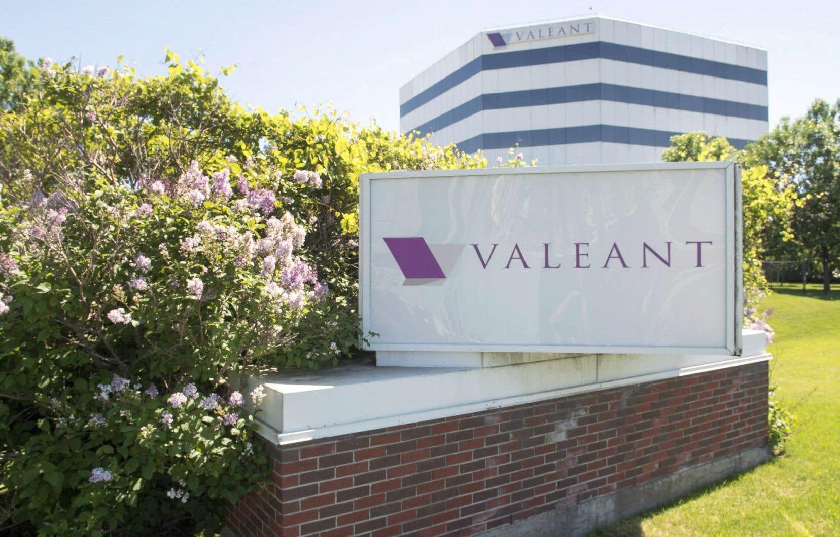 Afin d'éviter les plaintes, Valeant aurait offert des incitatifs à certains consommateurs.