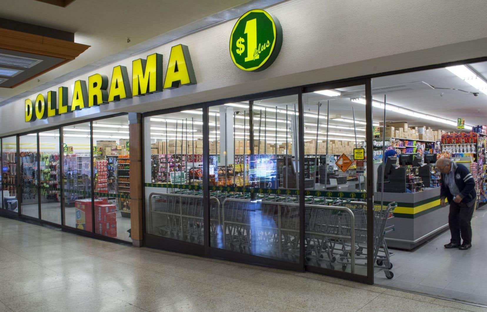 Si Dollarama venait à lancer un site transactionnel en ligne, la plateforme s'adresserait principalement aux consommateurs intéressés à acheter certains articles en grande quantité.