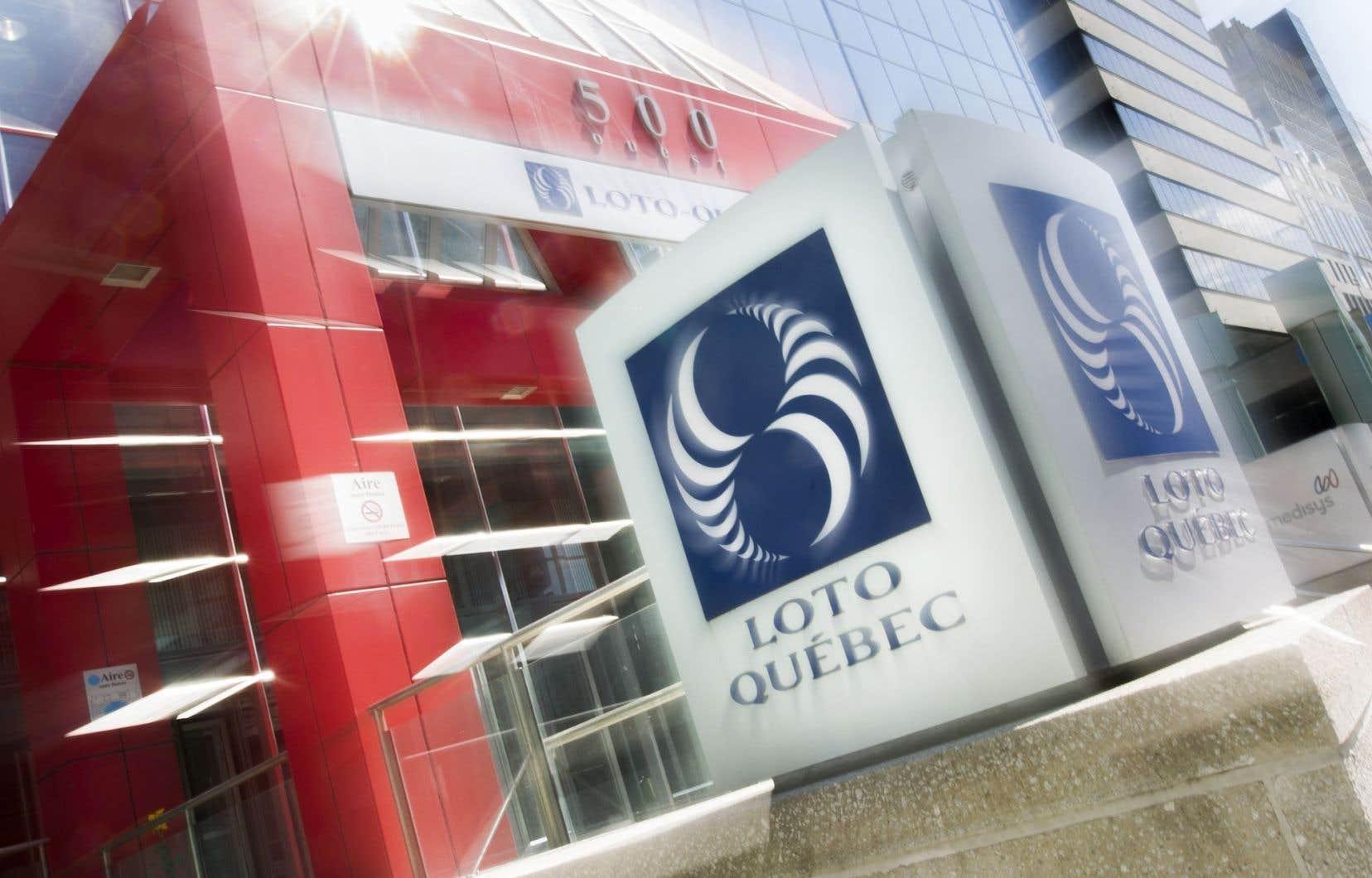 Loto-Québec estime que le marché québécois du jeu en ligne représente des revenus annuels 250 millions.