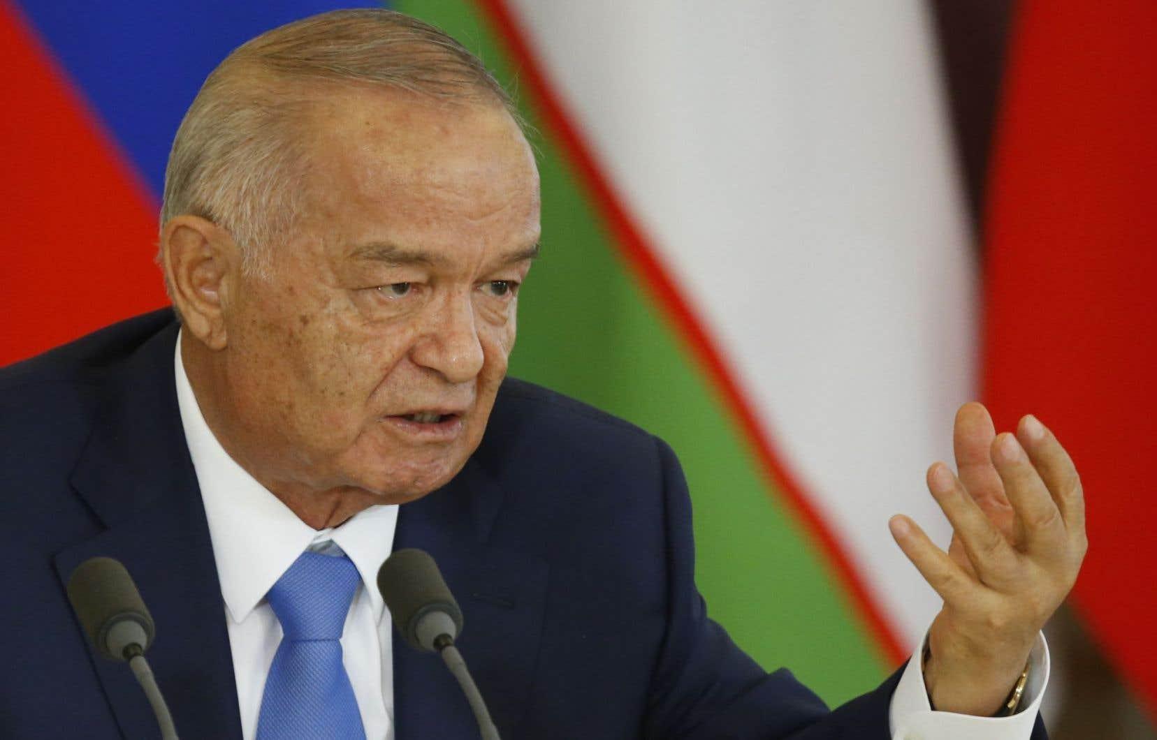 <p>La mort à 78ans de l'autoritaire chef d'État, Islam Karimov,a été annoncée dans un communiqué commun du gouvernement et du parlement.</p>