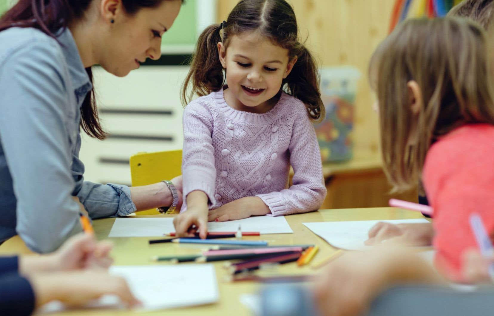 Il serait pertinent que Québec explore la possibilité d'offrir des services d'ergothérapie dans toutes les écoles du Québec, selon Emmanuelle Jasmin.