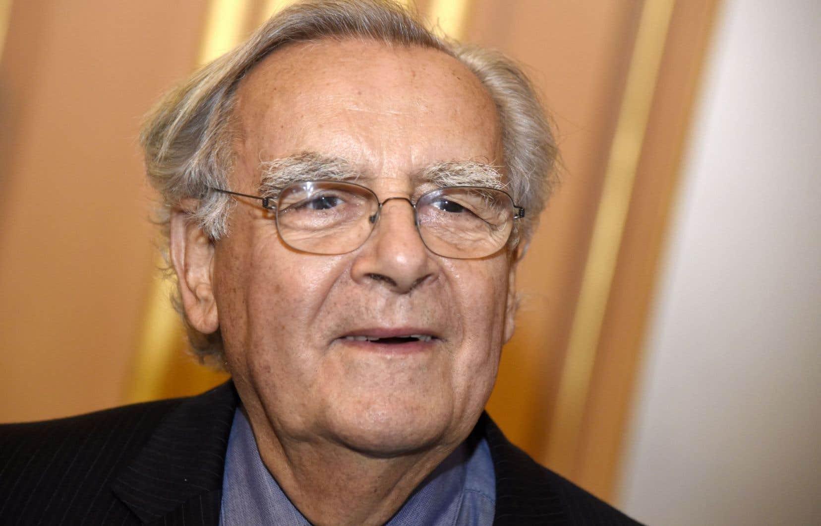 L'académie Goncourt est présidée par le journaliste Bernard Pivot.