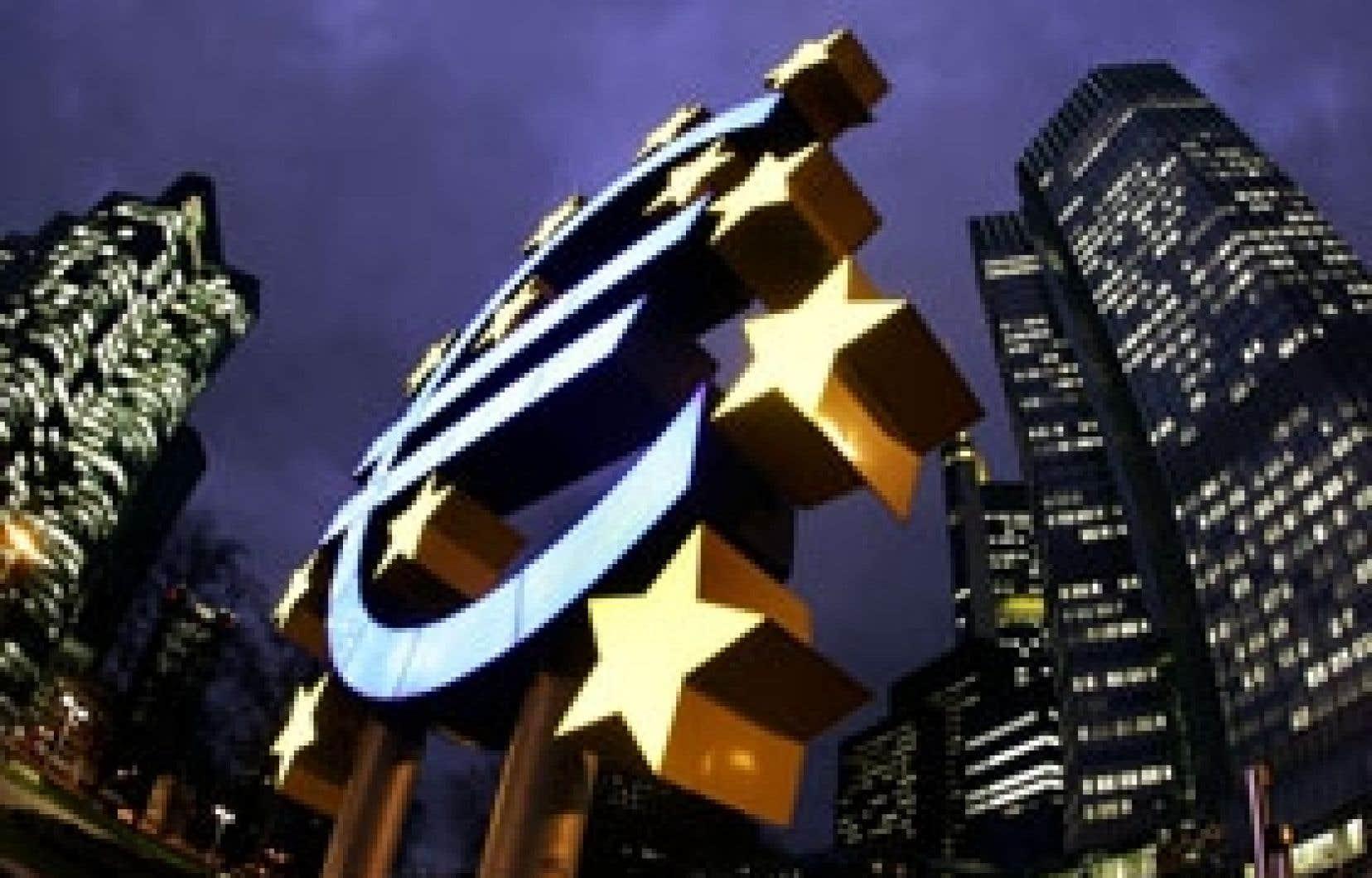 L'Europe s'achemine vers sa pire récession depuis la Deuxième Guerre mondiale, et des niveaux records de déficits et de dettes.