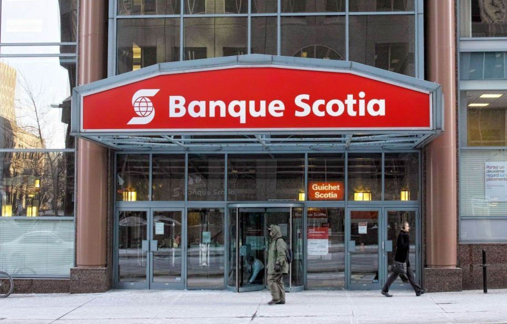 Au mois d'août, un nouveau producteur de marijuana médicinale a reçu un appel de la Banque Scotia pour l'avertir que l'institution ne ferait plus affaire avec les entreprises liées au cannabis.