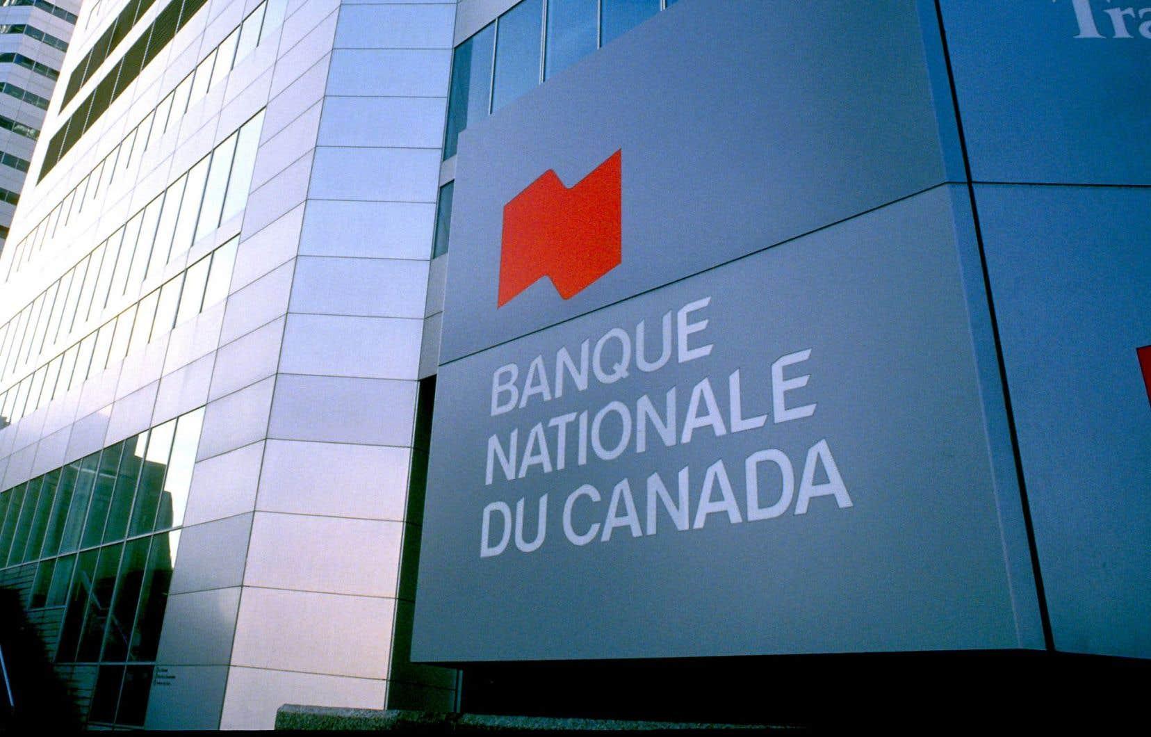 La Banque Nationale a entrepris d'inciter ses clients à être particulièrement vigilants vis-à-vis des tentatives de hameçonnage.
