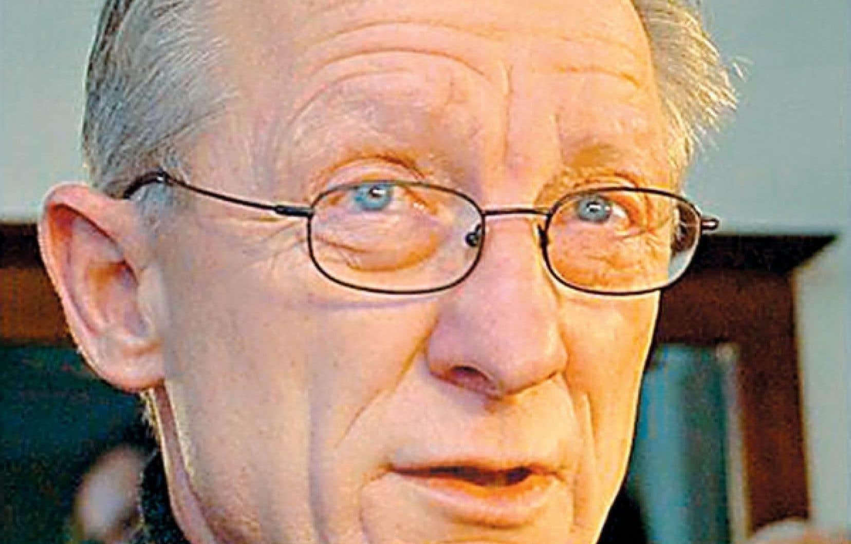 Le nouveau sénateur conservateur Pierre-Hugues Boisvenu