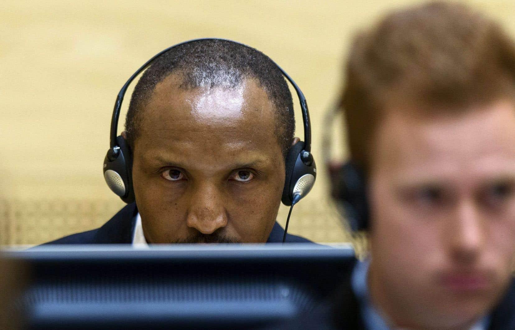 Bosco Ntaganda avait plaidé non-coupable de treize crimes de guerre et cinq crimes contre l'humanité.