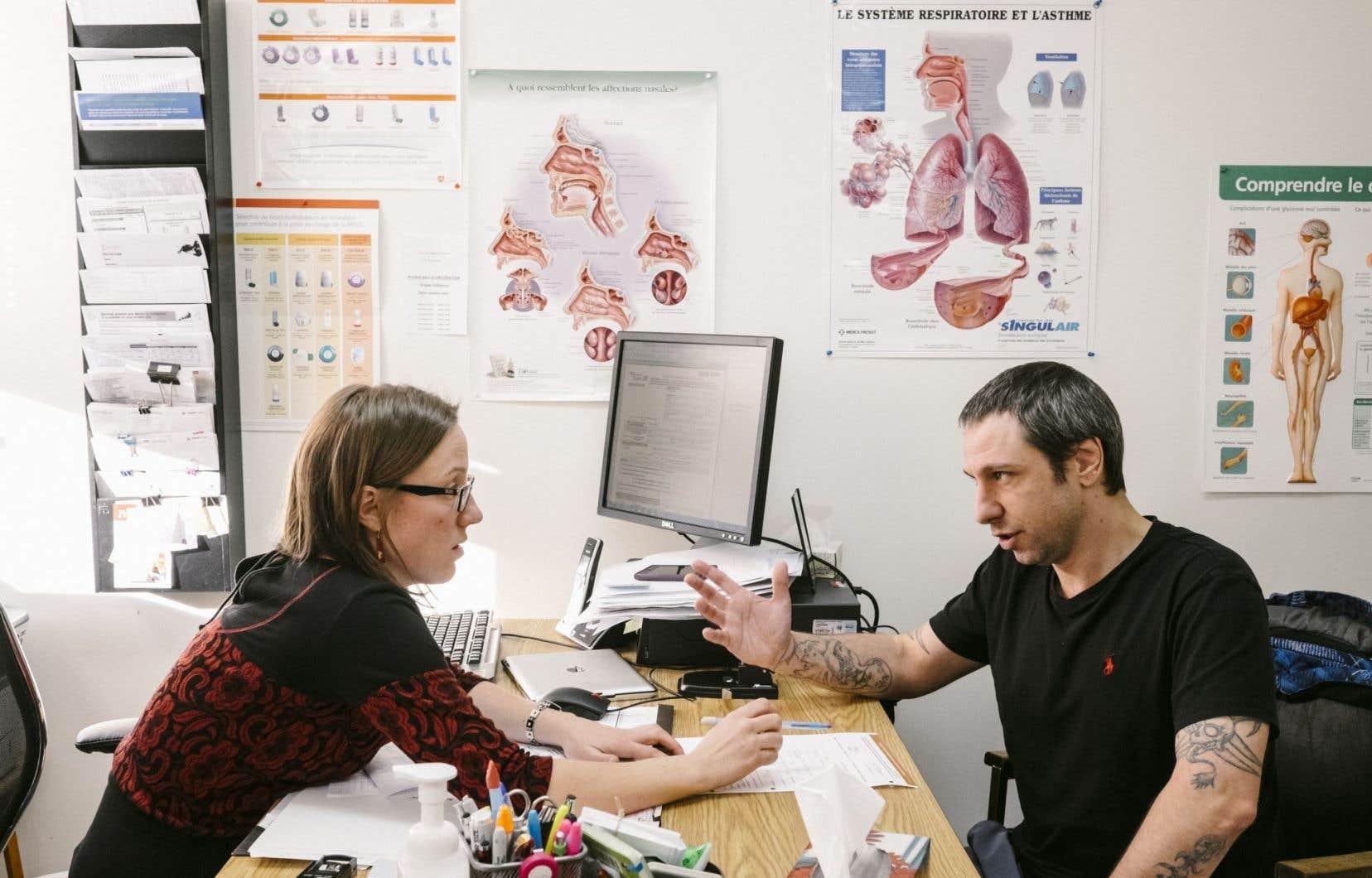 Les quelque 1750 patients de SABSA viennent de retrouver leur service sans rendez-vous, fermé temporairement depuis le printemps.